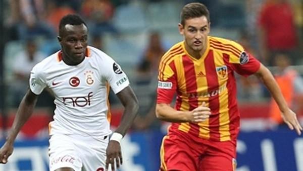 Galatasaray'a Bruma yetmedi