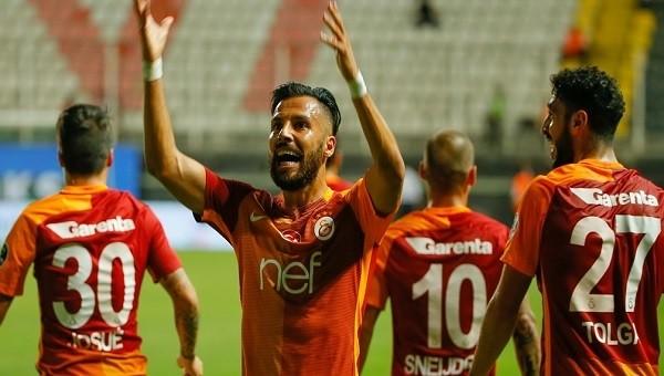 Galatasaray'a Dursun Özbek dopingi