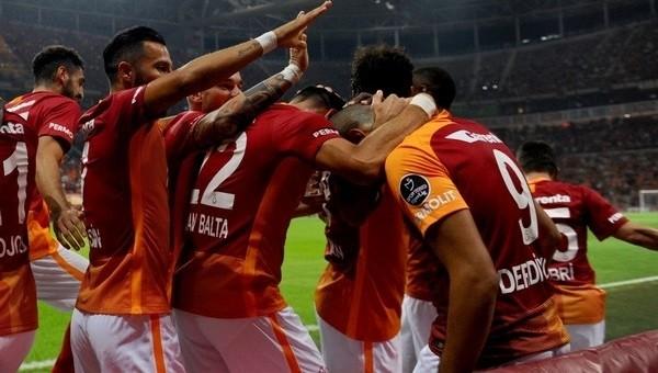 Galatasaray'da derbide öne çıkan 3 isim