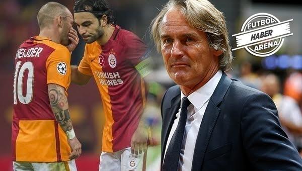 Galatasaray'da kaptanlık farkı
