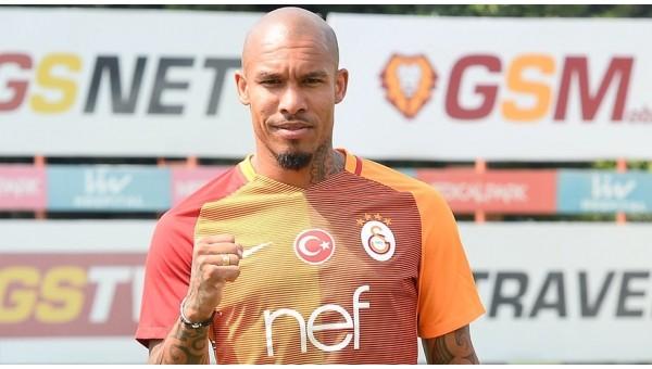 Galatasaray'da Nigel de Jong sürprizi