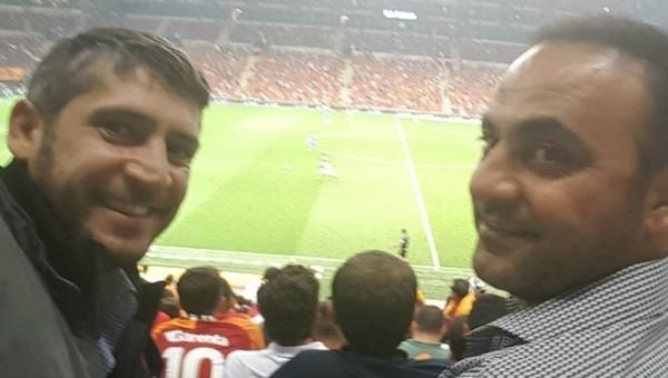 Galatasaray'da Ümit Davala ile Hasan Şaş tesadüfü