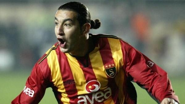 Galatasaray'dan Necati Ateş'e teşekkür
