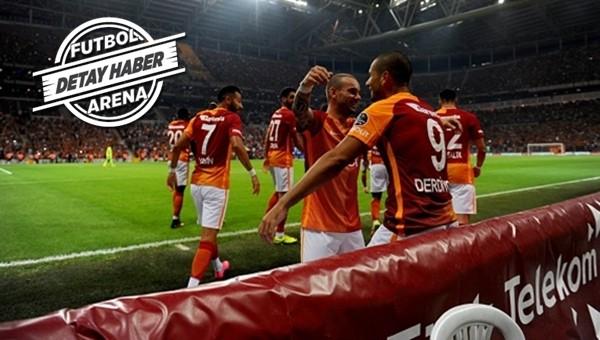 Galatasaray'dan son 10 yıla damga vuran başarı