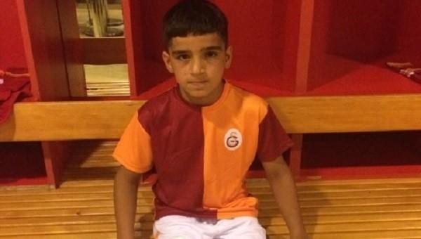 Galatasaray'dan Suriyeli Udey'e büyük jest
