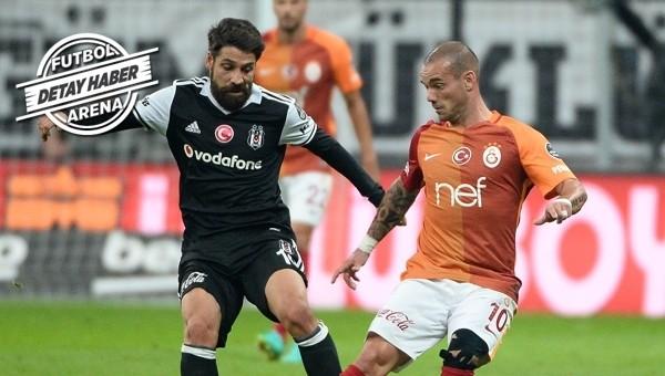 Galatasaray'ın 20 yıllık şanssızlığı devam etti