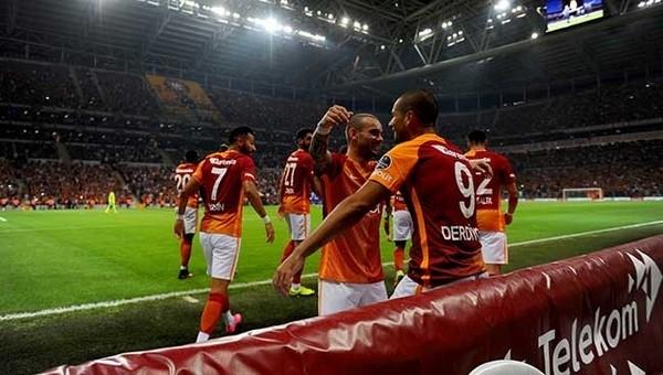 Galatasaray'ın güvendiği iki yıldız