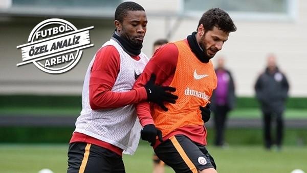 Galatasaray'ın savunma problemleri