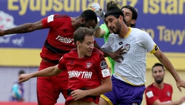 Gaziantepspor'a Fenerbahçe öncesi moral