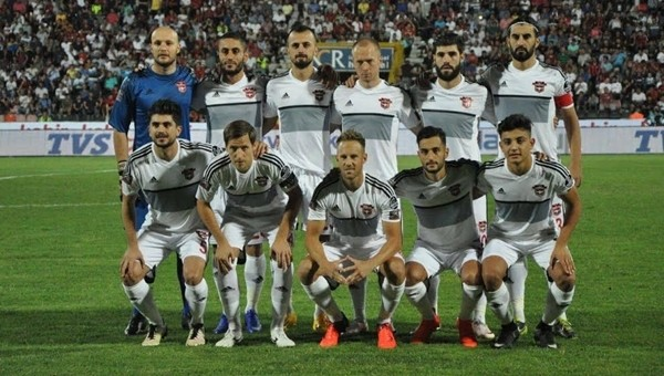 Gaziantepspor'da kadro değişiyor
