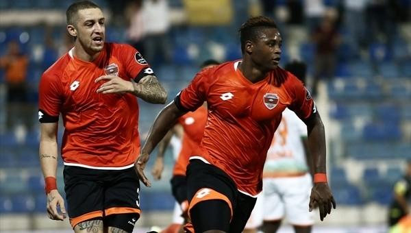 Gol düellosunu Adanaspor kazandı