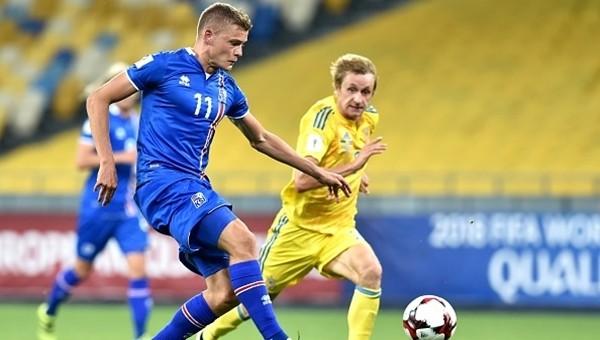 Grumuzda Ukrayna ile İzlanda yenişemedi
