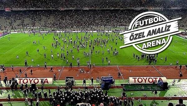 Süper Lig'de 4. haftanın hakem değerlendirmesi! 'Devletin barbarlık sınavı'