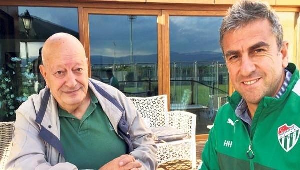 Hamza Hamzaoğlu: 'Galatasaray benim dönemimde kar yaptı'