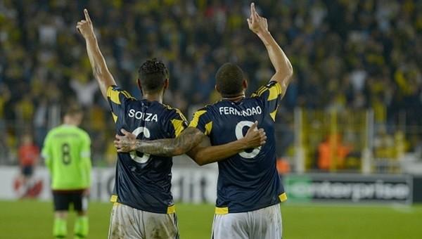Hollanda takımları Fenerbahçe karşısında zorlanıyor