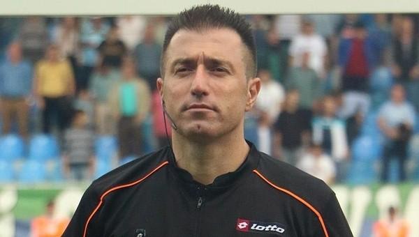 Hüseyin Göçek'e 2018 Dünya Kupası Elemeleri'nde görev