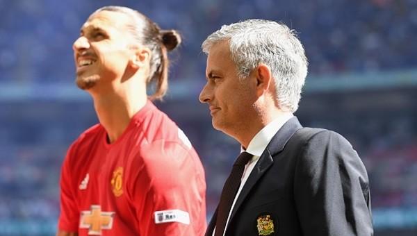 Ibrahimovic'ten Mourinho yorumu