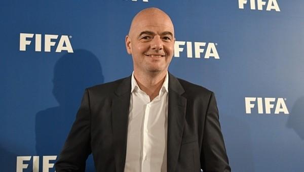 Infantino, Dünya Kupası iddiasına cevap verdi