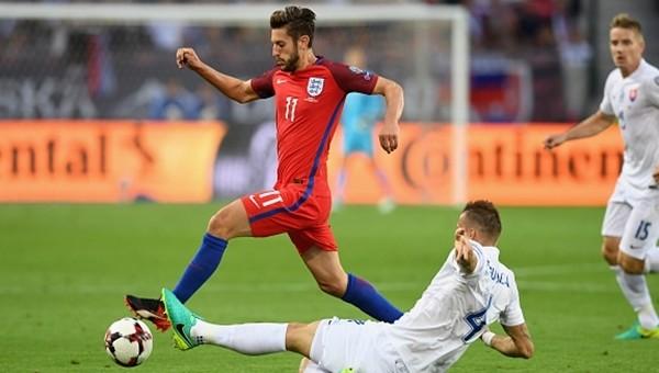Slovakya 0-1 İngiltere maçın özeti