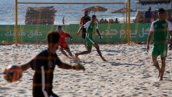 İsrail'den Filistinli sporculara ambargo