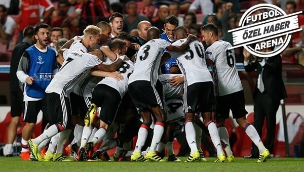 İşte Beşiktaş'ın Dinamo Kiev 11'i