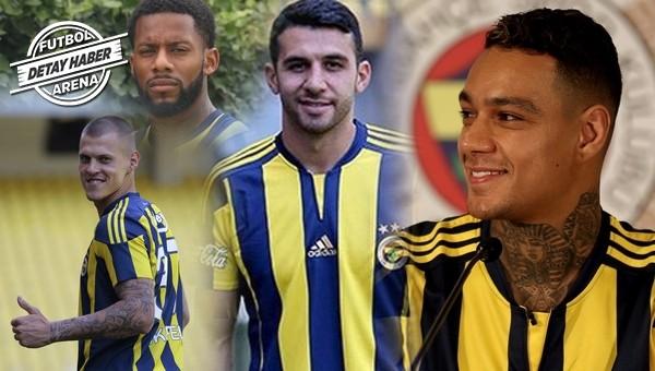 İşte Fenerbahçe'nin transfer raporu