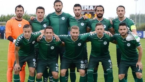 İşte Konyaspor tarihinin yabancı futbolcuları