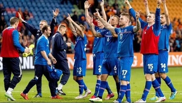 İzlandalılar, Türkiye maçının biletlerini tüketti