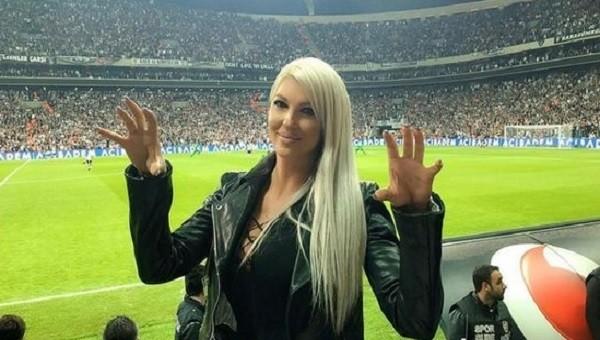 Jelena Tosic'ten Fenerbahçe taraftarına sert tepki