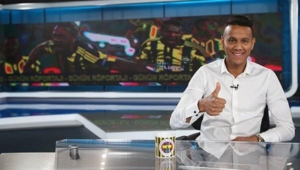 Josef de Souza: 'Fırsat buldukça hücuma çıkıyorum'