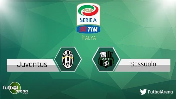 Juventus - Sassuolo maçı saat kaçta, hangi kanalda?