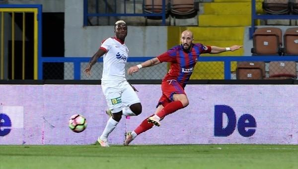 Karabükspor, Antalyaspor'u devirdi