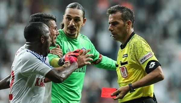 Karabükspor başkanından Beşiktaş maçının hakemine sert tepki