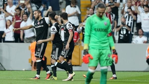 Karabükspor'un Beşiktaş kabusu devam etti