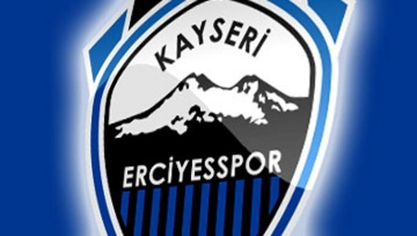 Kayseri Erciyesspor'a bir darbe daha