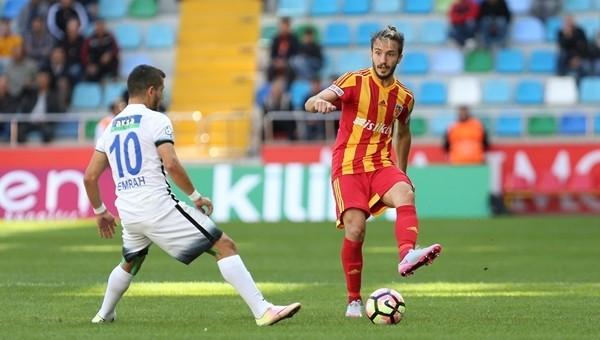 Kayserispor 2-1 Çaykur Rizespor maç özeti ve golleri