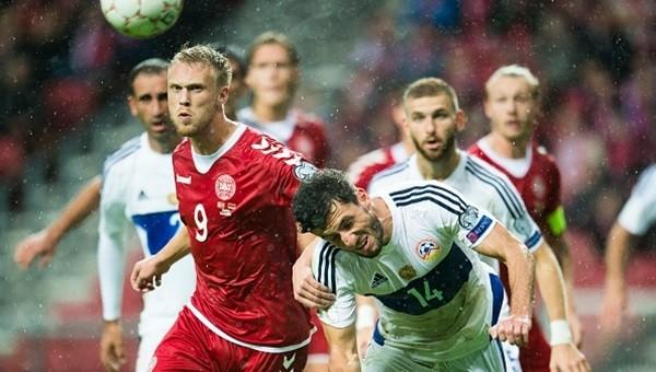 Kjaer'li Danimarka, Aras'lı Ermenistan'ı yendi