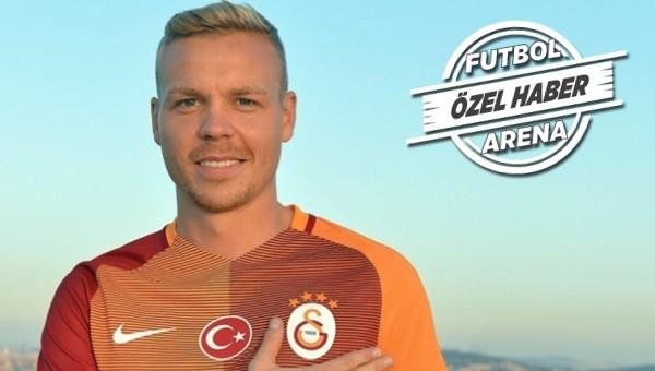 Galatasaray'ın Kolbein Sigthorsson planı!
