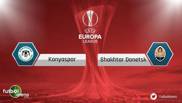 Konyaspor - Shakhtar Donetsk maçı saat kaçta, hangi kanalda?