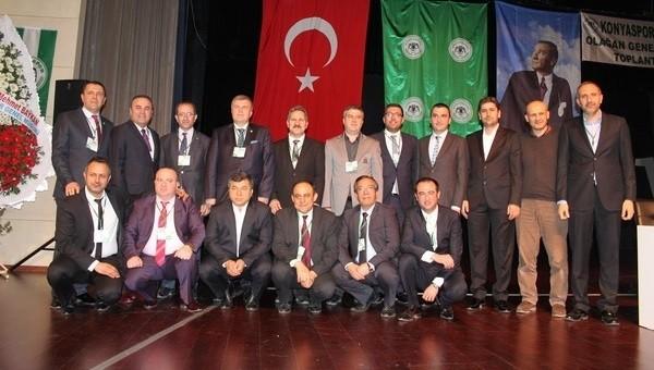 Konyaspor seçimli genel kurula gidiyor