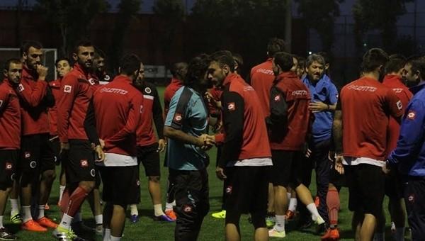 Konyaspor'un Gençlerbirliği hazırlıkları