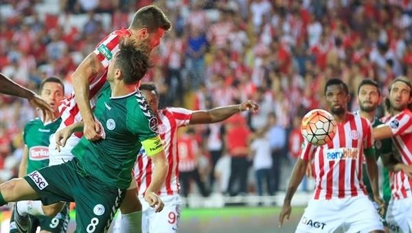 Konyaspor'un muhtemel Antalyaspor 11'i