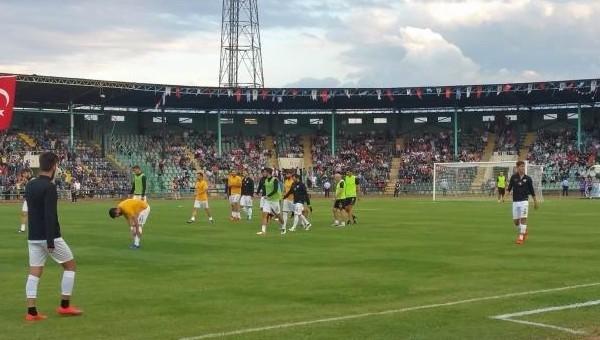 Kulüp başkanından maça gelemeyen taraftarlar için periscope yayını