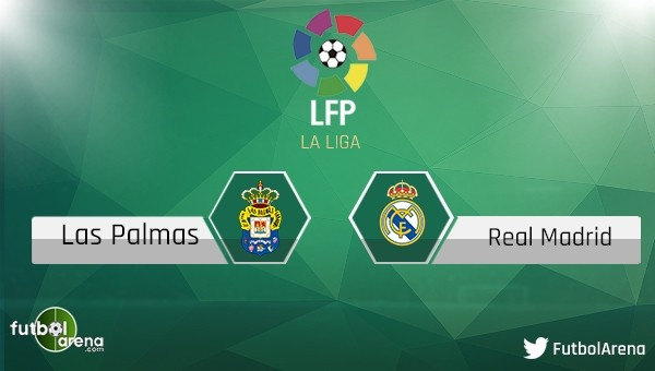 Las Palmas - Real Madrid maçı saat kaçta, hangi kanalda?