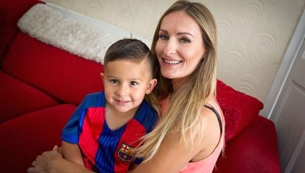 Manchester City 3 yaşındaki çocuğun peşinde
