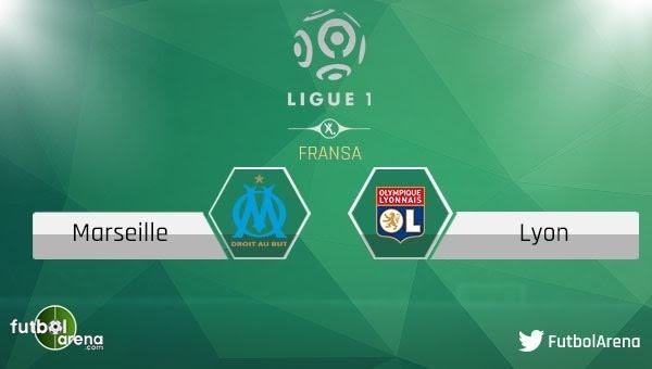 Marsilya - Lyon maçı saat kaçta hangi kanalda?