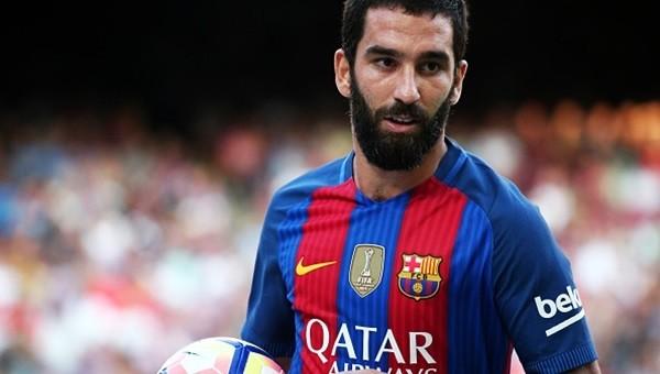 Messi'nin yokluğunda Arda Turan ilk 11'de