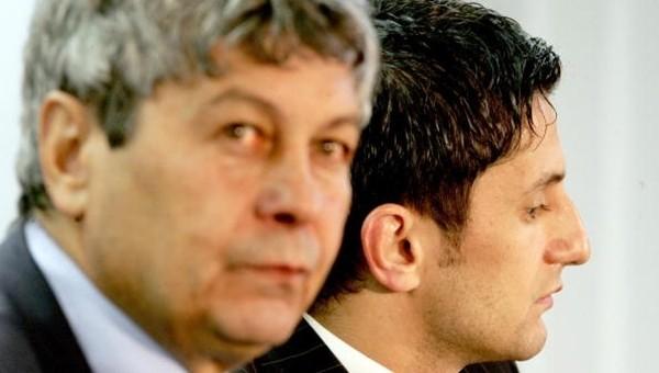 Mircea Lucescu oğluna fark attı