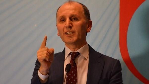 Muharrem Usta: 'Fenerbahçe'ye kumpas kurulmuş olabilir'