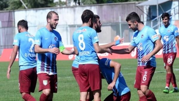 Ofspor 5 - 3 Karabükspor maçın özeti ve golleri